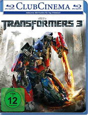 Blu-ray * TRANSFORMERS 3 - DARK OF THE MOON # NEU OVP =