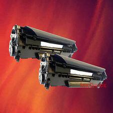 2 Toner Q2612X for HP LaserJet 1020 3050 1022 1022NW