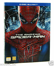 THE AMAZING SPIDERMAN BLU-RAY Région B NEUF