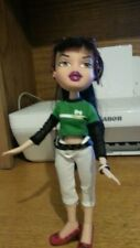 2001 Bratz Doll MGA Long Black Dark Hair
