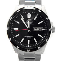 Casio watch EDIFICE solar EFR-100SBBJ-1AJF Men from japan New