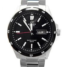 Casio watch EDIFICE solar EFR-100SBBJ-1AJF Men from japan New
