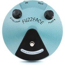 Dunlop JH-F1 Jimi Hendrix Fuzz Face Distortion BC108 Transistor Guitar FX Pedal