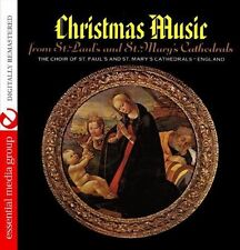 Choir Of St. Paul's - Christmas Music [New CD] Manufactured On Demand