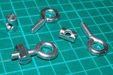 3 bis 27 Stk Stopper-Stein-Sets für Kederleiste; Kederschiene; L=15; M5x12