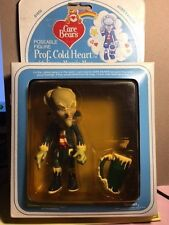 Kenner Care Bears Poseable Figure Prof. Cold Heart with Frozen Meanie Mug sealed
