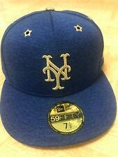New York Mets 2017 ASG No Patch 59FIFTY Cap 7 1/2 NWT MSRP $38.00