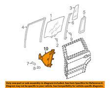HONDA OEM 03-08 Pilot Rear Door-Window Regulator 72710S9VA02