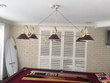 Snooker/Pool Table Pendant Lights