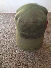 Green Hurley Top Hat Size Small One Size Cotton GXN