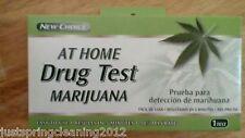 Home SELF Drug Test MARIJUANA POT WEED Teen Employee Fast Easy Urine Pee Blood