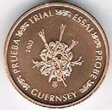 Guernsey 2003 (Gr) probe-pattern-essai - 5 eurocent