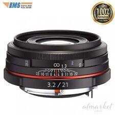 PENTAX Limited Lens Thin HD PENTAX - DA 21 mm F 3.2 AL APS - C Size 21410 JAPAN