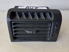 Grille aération avant conducteur tableau de bord pour Citroën Zx 1,4 L essence