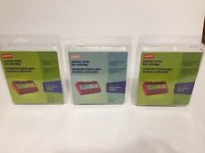 Lot of 3 Staples SIP-E700 Postage Meter Ink Cartridge Replace Pitney Bowes 769-0