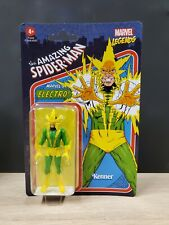 "2021 Marvel Legends Retro Kenner Hasbro Action Figures 3.75"" ELECTRO Super Cool"