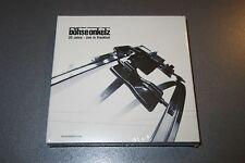 Böhse Onkelz 20 Jahre Live in Frankfurt PROMO CD & DVD Neu und Ovp