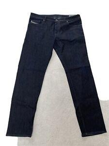 Diesel Mens Jeans W38 L34 Buster Slim Tapered
