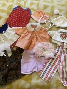 Vintage Crissy Doll Clothes Vintage Doll Outfits Crissy Family Doll Clothes DC2