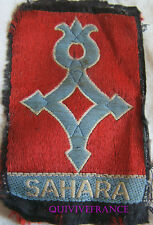 IN8347 - INSIGNE TISSU  PATCH SAHARA