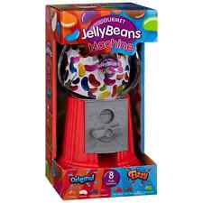 Jelly Beans Dispenser Gumball Machine With 8 Flavours Beans Xmas Gift - Red