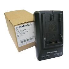 DE-A20 Panasonic Battery Charger Camcorder AG-HVX200 HPX170 DVX100 HPG20 HPG10