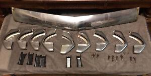 1954 Chevrolet Grill Bar And 9 Teeth Lead Sled Custom OG Lowrider 1950 Mercury