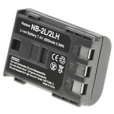 NB-2LH Battery for Canon EOS 400D, 350D, G9, G7, S80, S70, Rebel XTi 1800mAh