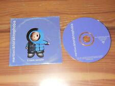MARILLION - ANORAKNOPHOBIA / 2-TRACK SAMPLER MAXI-CD 2001 (CARDSLEAVE)