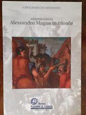 Alessandro Magno in trionfo Antonio Zanchi Banca Popolare di Vicenza