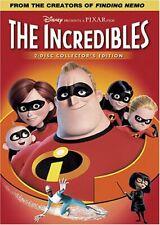 New listing The Incredibles (Dvd, 2-Disc Set, Fullscreen, Collectors Edition) Disney Pixar