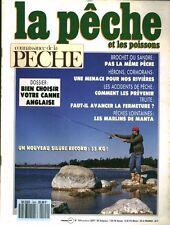 Revue  La pêche et les poissons No 544 Septembre 90