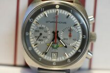 Men`s USSR SOVIET mechanical watch Chronograph POLJOT Sturmanskie cal. 31659
