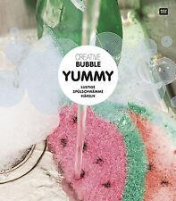 Rico Creative Bubble Yummy - Spülschwämme häkeln - Häkelanleitung