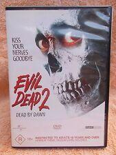 EVIL DEAD 2-DEAD BY DAWN,SAM RAIMI,,BRUCE CAMPBELL R R4
