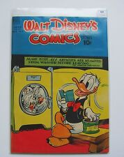US - Walt Disney Comics and Stories (Dell) # 105 Graded 6.0