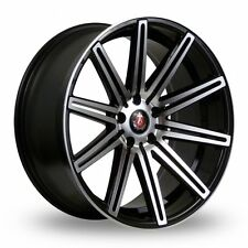 "19"" AXE EX15 ALLOY WHEELS FITS BMW 5 SERIES 6 SERIES 7 SERIES"
