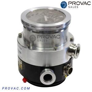 Edwards EXT-255Hi Turbo Pump, Rebuilt by Provac Sales, Inc.