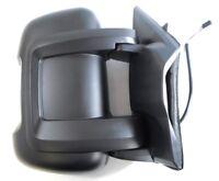 Pour Citroen Relay Mk3 Camionnette 5/2014- > Électrique Bras Court Miroir Droit