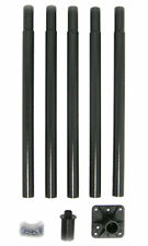 "New listing Birding Pole Kit, Black, 6' X 1"" O.D. by Heritage Farms"
