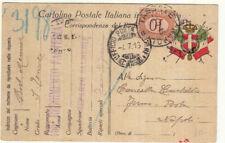 ZZ0643 - SINGOLO ISOLATO TASSA SU FRANCHIGIA FERMO POSTA 04-07-16