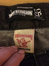 True Religon Joey Big T Men's Jeans 30x33
