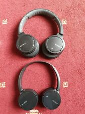 Sony MDR-ZX770BN Bluetooth Noise Cancelling Headphones & Sony WH-CH500 Headphone