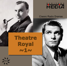 Laurence Olivier : Theatre Royal: Classic Radio Dramas - Volume 1 CD 2 discs