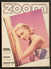 'ZOOM' FRENCH VINTAGE MAGAZINE GRACE KELLY COVER NUMBER 30 ISSUE MAY 1975