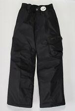 ZeroXposur Snow Pants Boy Black S(8}, M(10-12), L(14-16) Heavily Insulated New