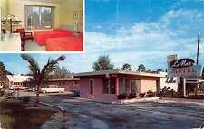 Fort Myers Florida Le Mar Motel Multiview Vintage Postcard K35836