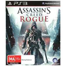 Assassins creed rogue PS3 LIKE NEW