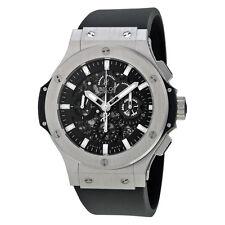 Hublot Big Bang Aero Bang Steel Black Dial Automatic Mens Watch 311.SX.1170.RX