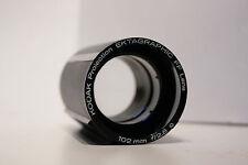 Kodak projector lens Ektagraphic FF 102mm f/2.8